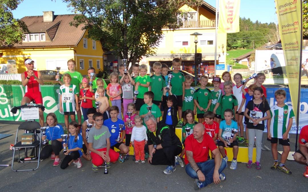Moosburger Halbmarathon am 27.09.2014 — Ergebnisse und Fotos