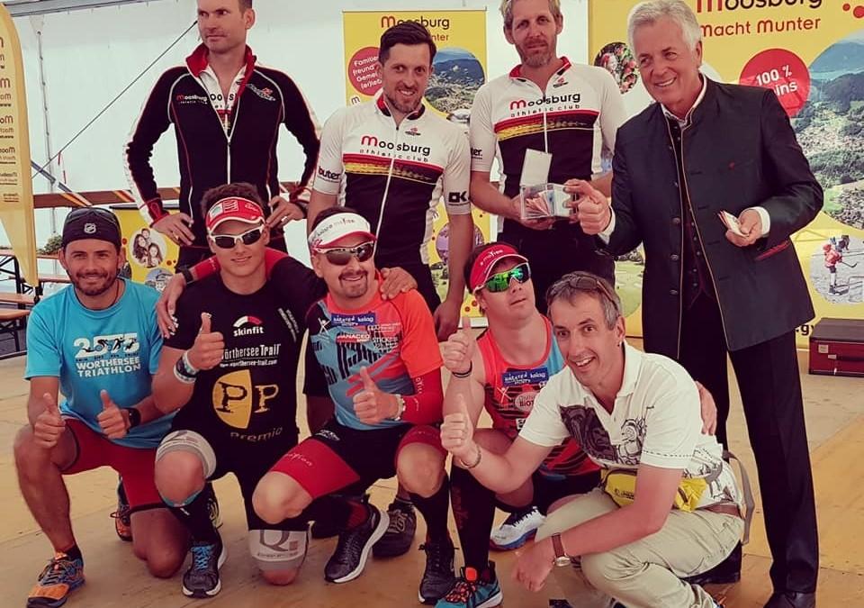 Radfahren für einen sozialen Zweck beim Arnulfsfest am 13.07.2019 in Moosburg